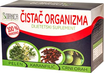 cistac-organizma